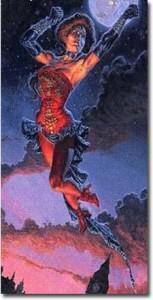 Wonder Woman of Amazonia