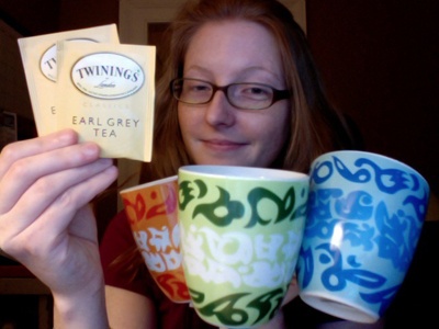 Rhea's Tea