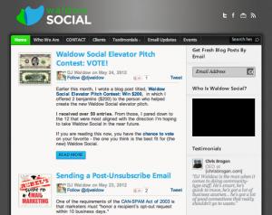WaldowSocial.com