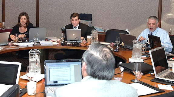 Board of Directors maturing