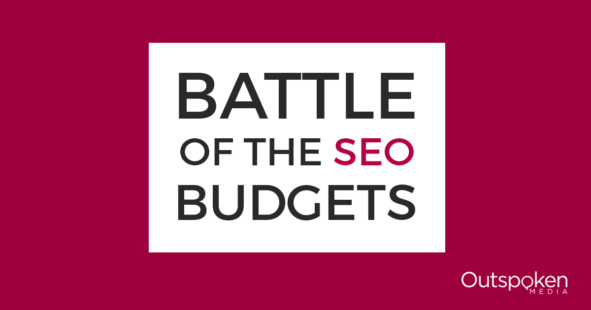 The Battle for SEO Budgets: SEO Platforms vs People | Outspoken Media