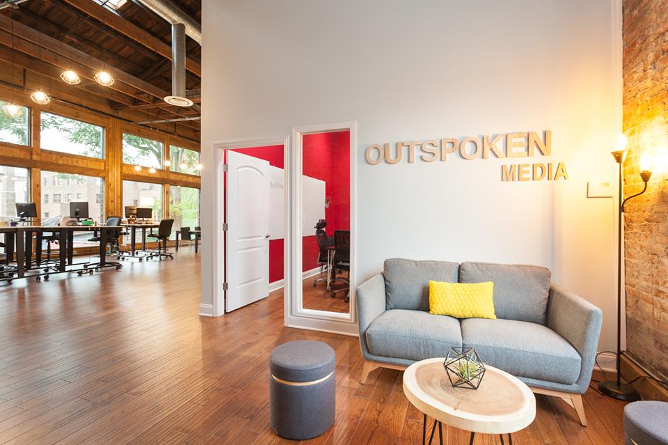 Outspoken Media Office